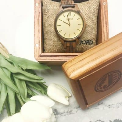 Wooden Watches: A Unique Father's Day Gift