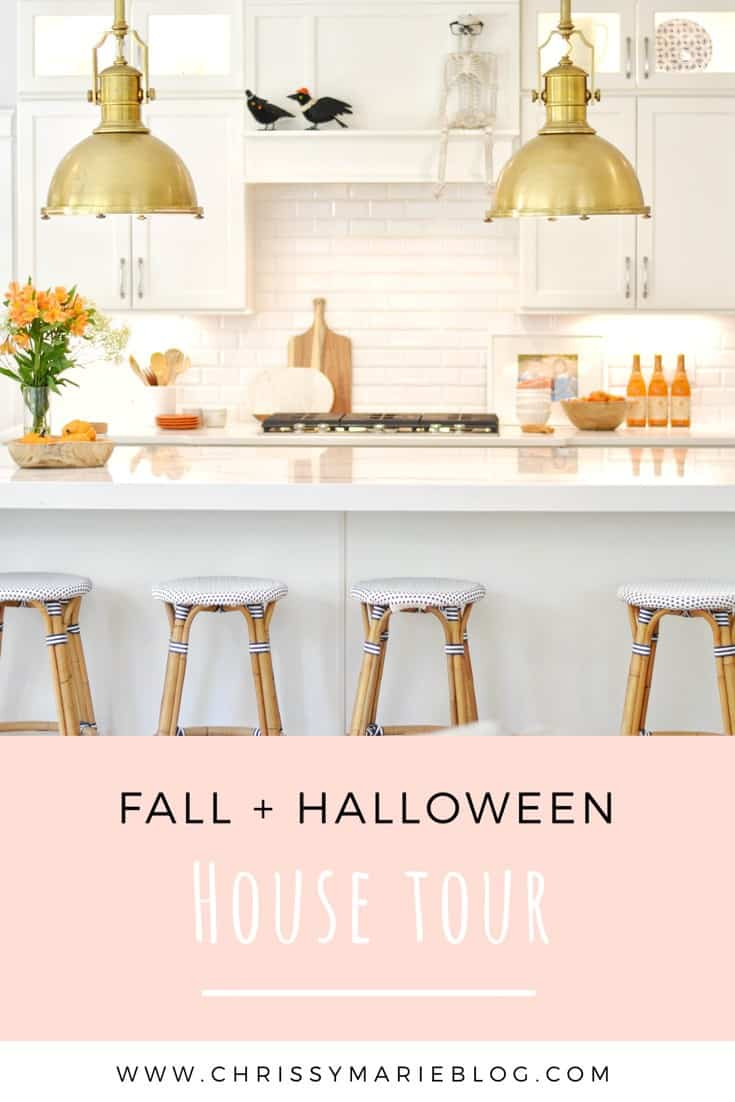 Pinterest image for cheap Halloween decorations