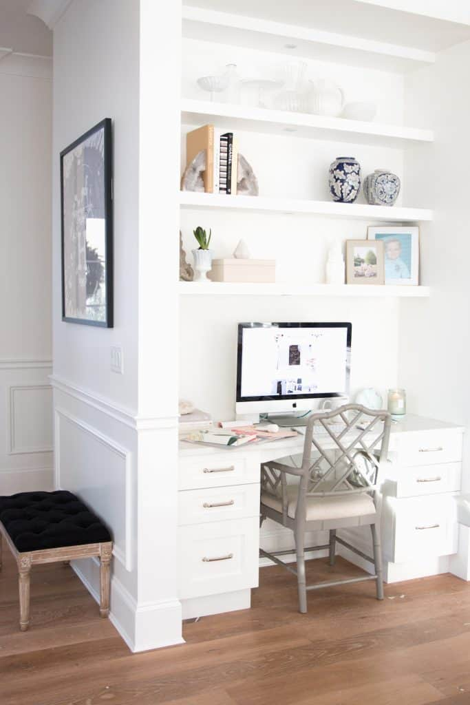 How To Bring Your Organized Kitchen Desk Into 2020 Chrissy Marie Blog