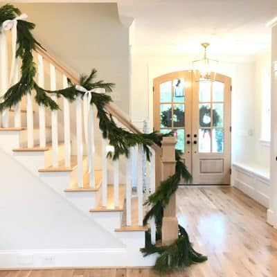 The Best Faux Garlands For The Holidays: From Budget On Up