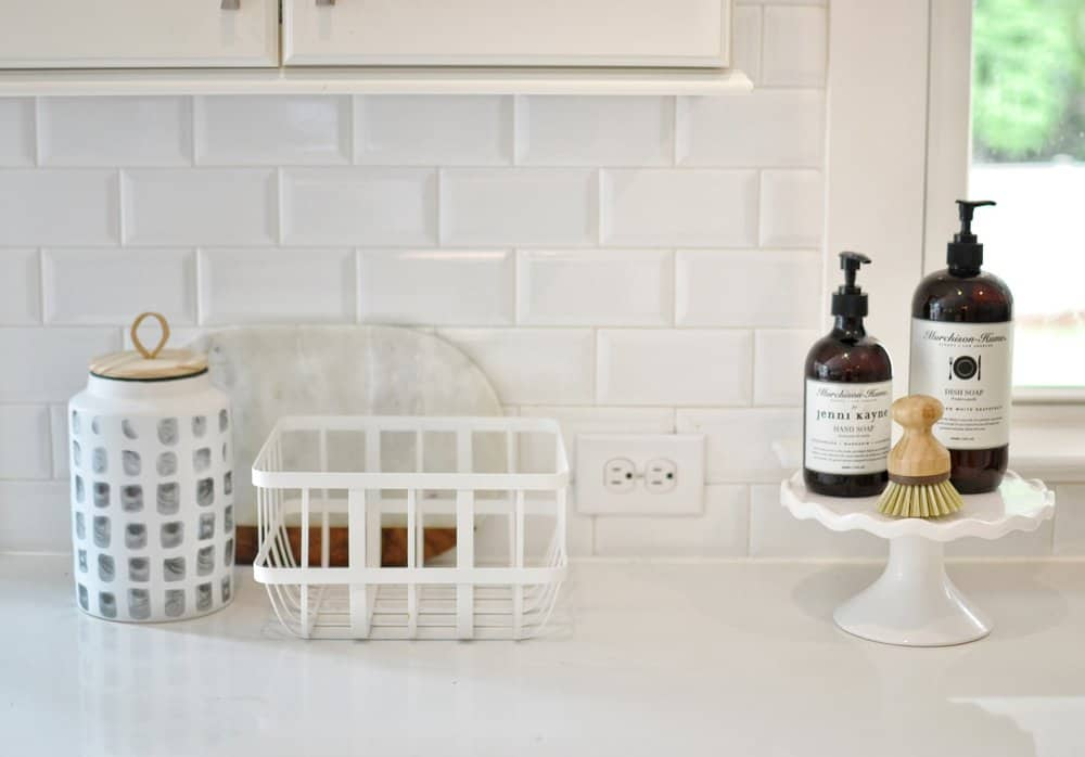 kitchen decor from Home Centric on a countertop