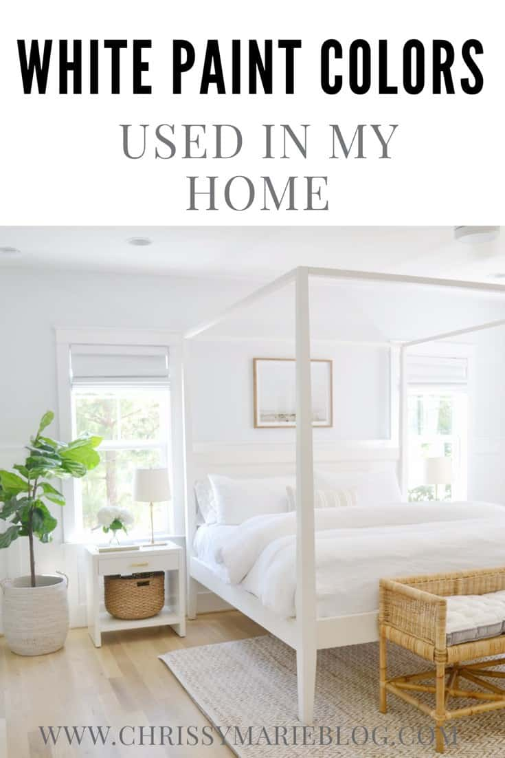 Sherwin Williams Extra White Ice Cube In My Home Chrissy Marie Blog