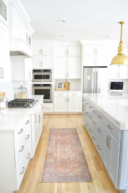 kitchen runner rug