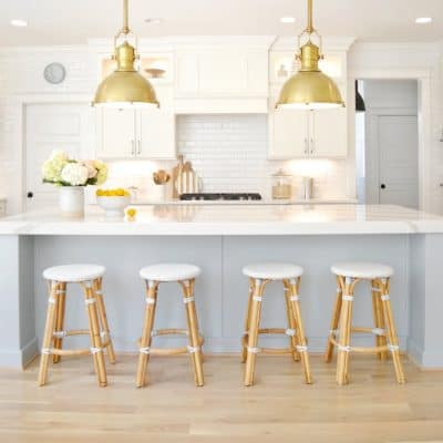 Coastal Kitchen Ideas + Our Kitchen Details