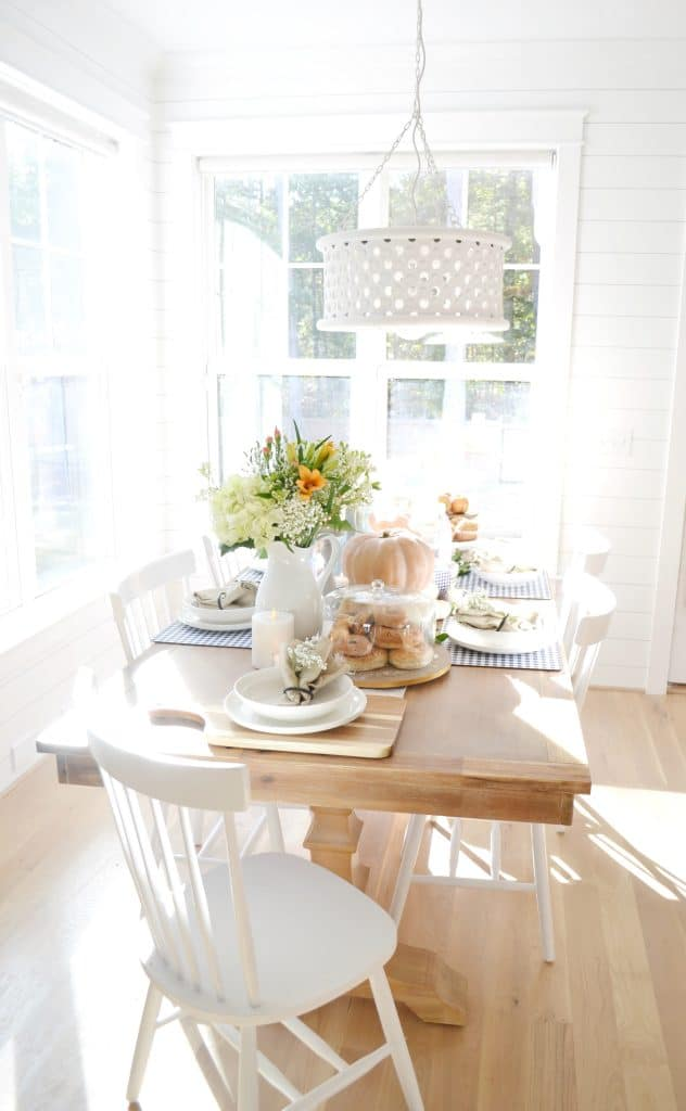 Pier 1 Dining Table Our Bradding Table After 1 Year Chrissy Marie Blog