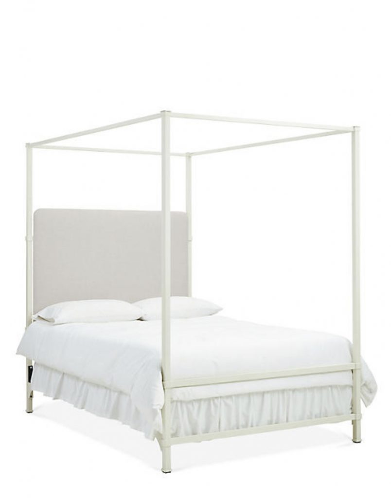 13 White Canopy Beds Trending Right Now Chrissy Marie Blog