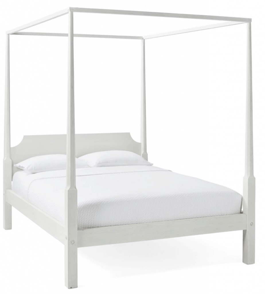 Serena and lily Whitaker canopy bed review