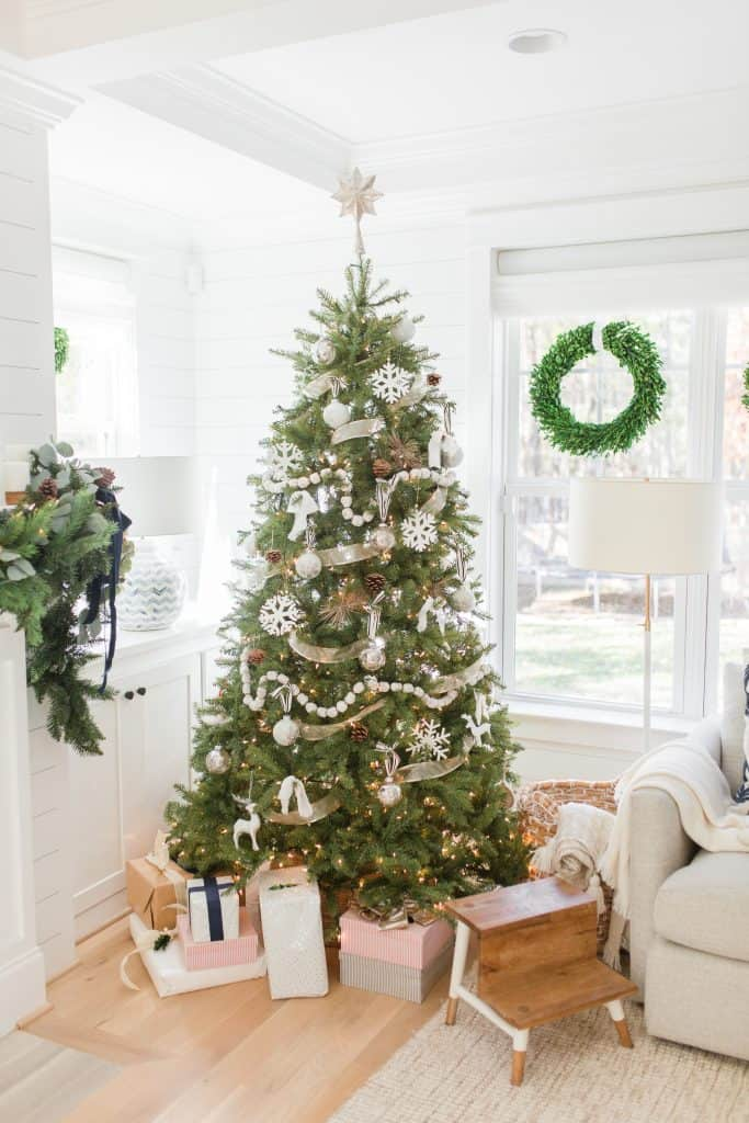 Christmas tree Mcgee ornaments