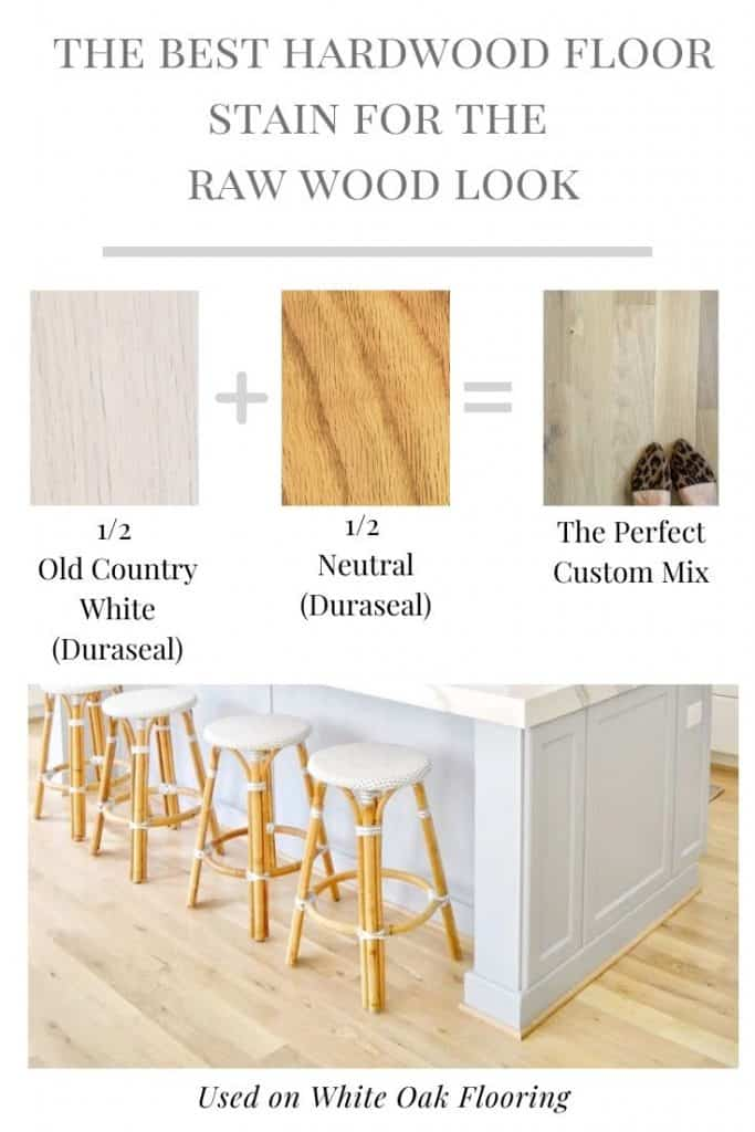 Hardwood Floor Stain Colors For Oak