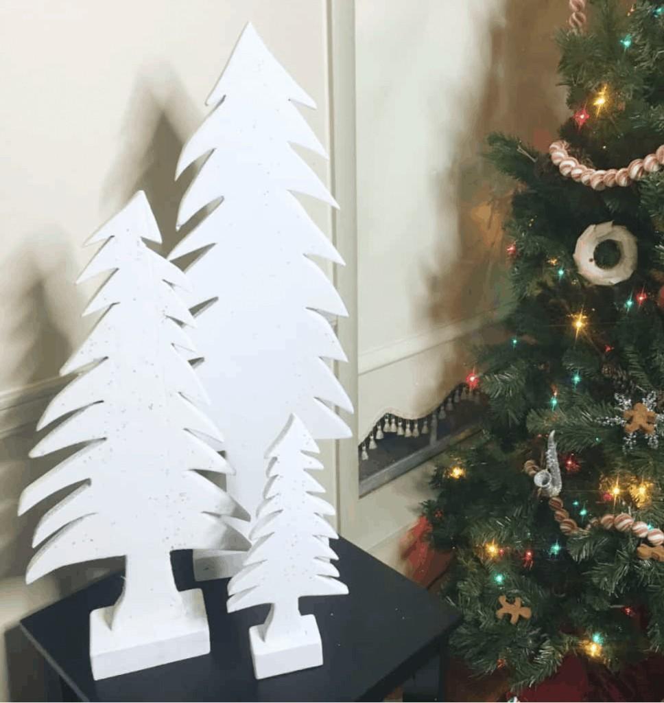diy christmas tree craft