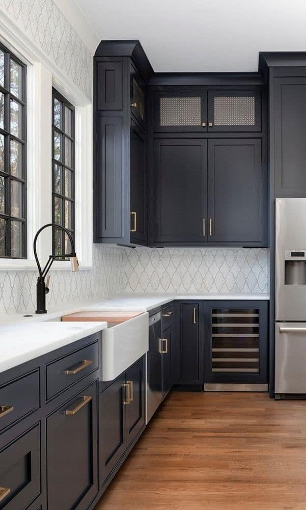 5 Current Kitchen Trends Now Chrissy Marie Blog