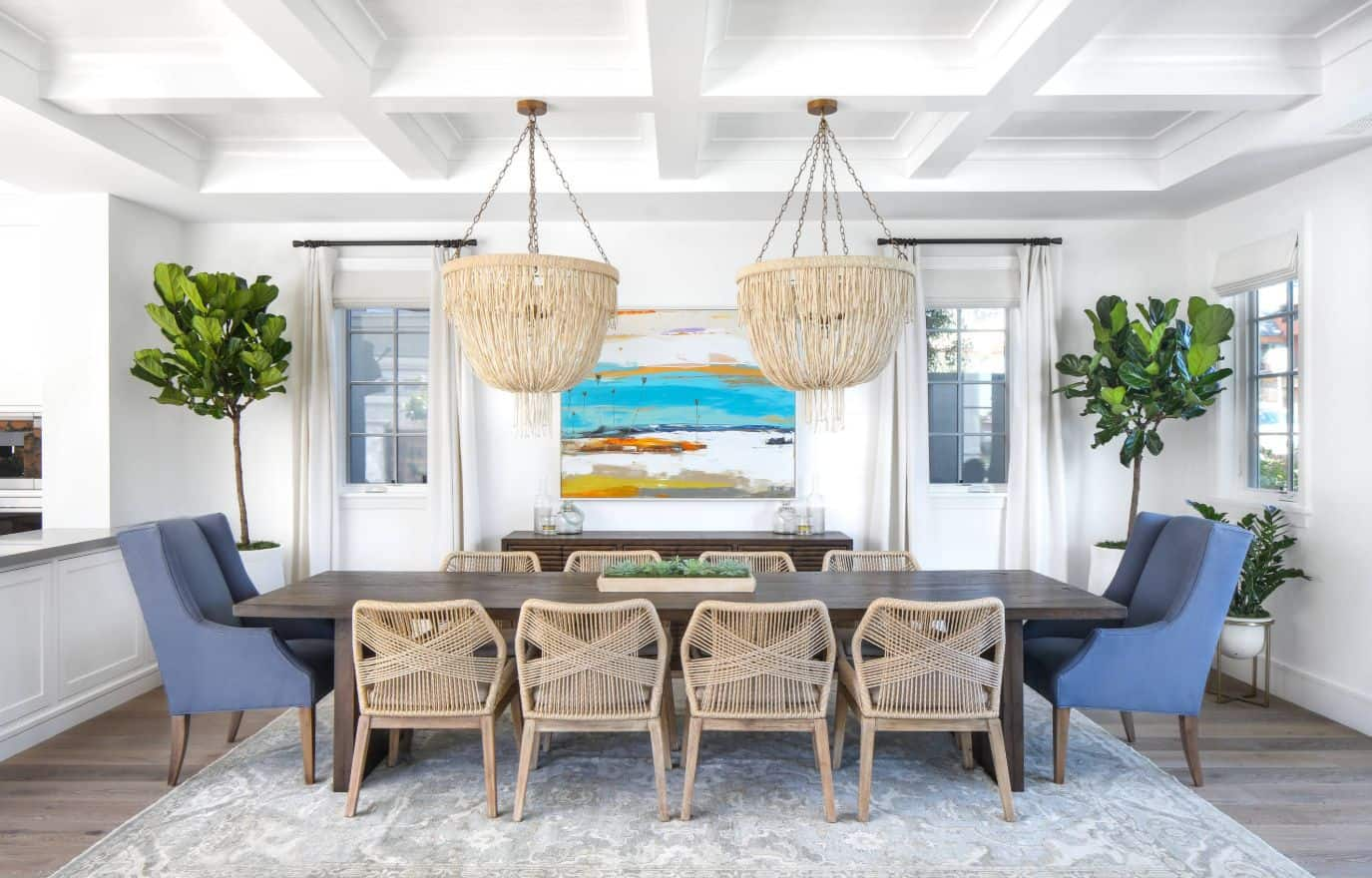 23 Stunning Coffered Ceiling Ideas