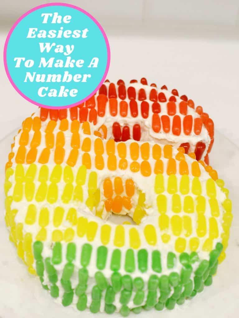 number cake pinterest image