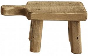 small wooden amazon pedestal