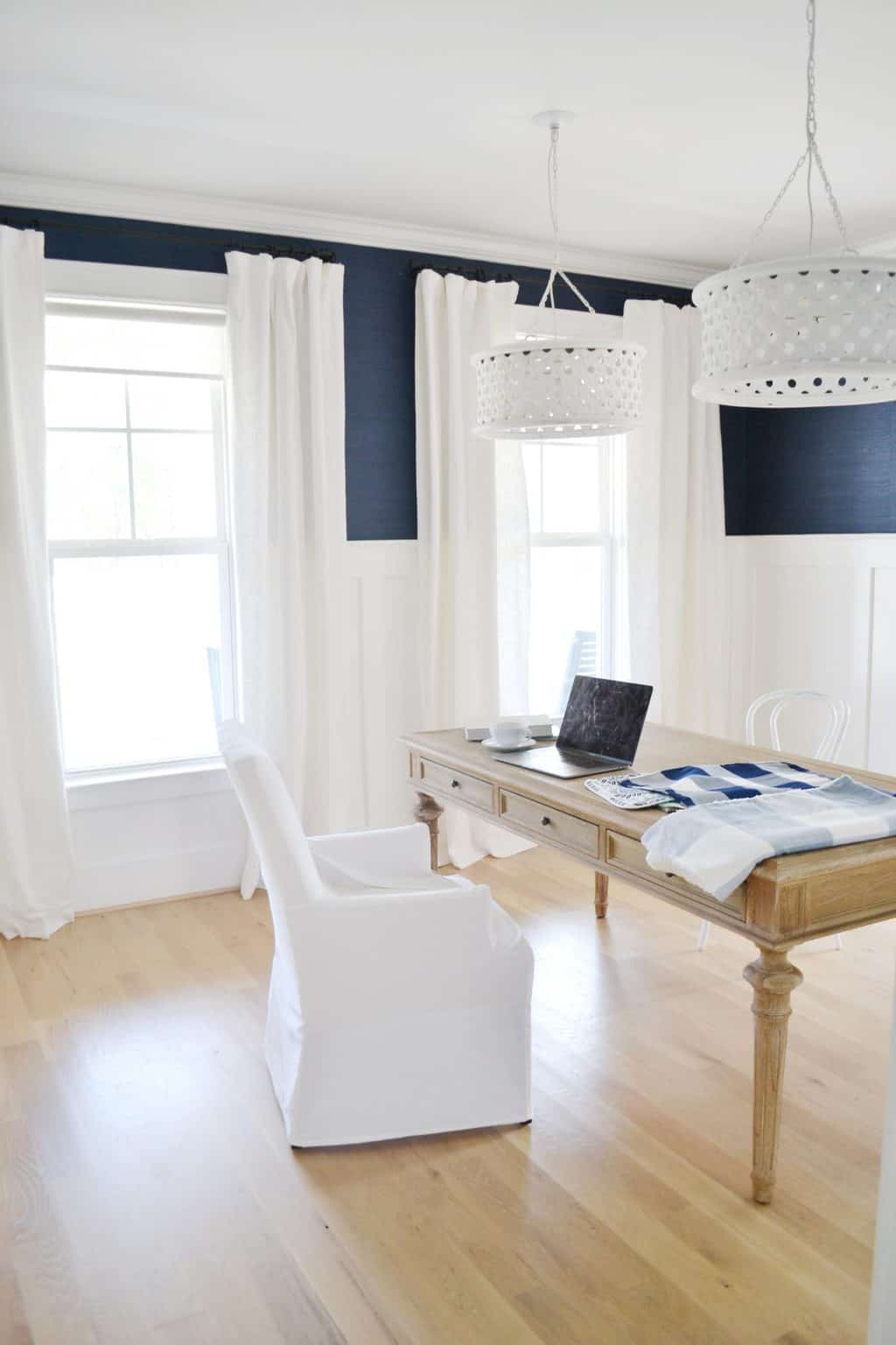 home office inspo with wisteria partners desk