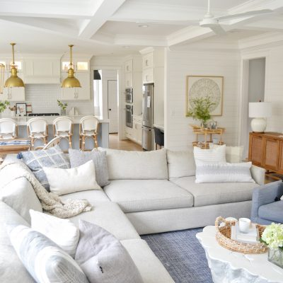 Spring Home Tour and Spring Decorating
