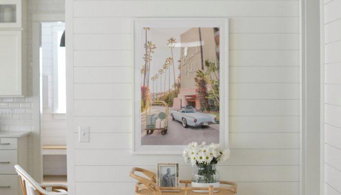 Our 4 Gray Malin Prints & A Home Tour