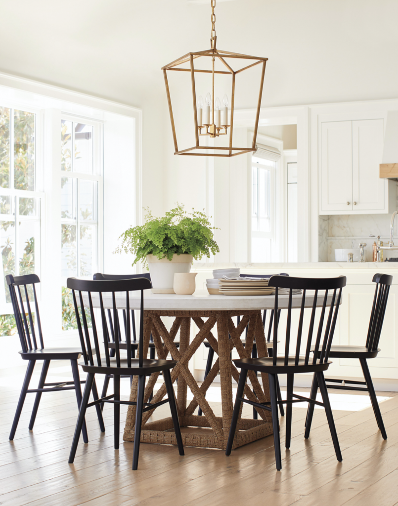 Picture of: The 12 Best White Round Dining Tables Chrissy Marie Blog