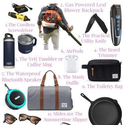 Father's Day Gift Guide From Amazon: Jose's Favorite Things!