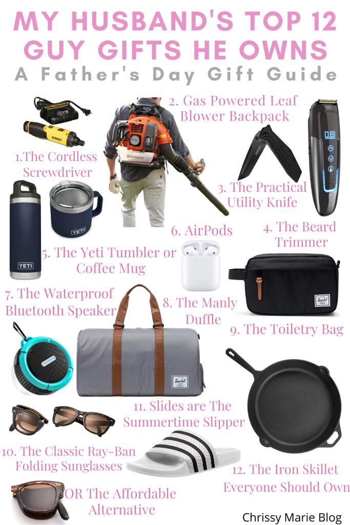 fathers day pinterest image gift guide