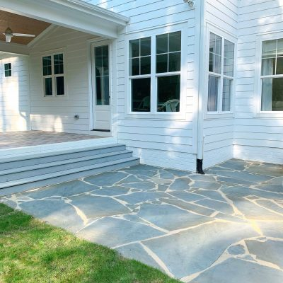 Our Bluestone Patio and How It Can Work For You