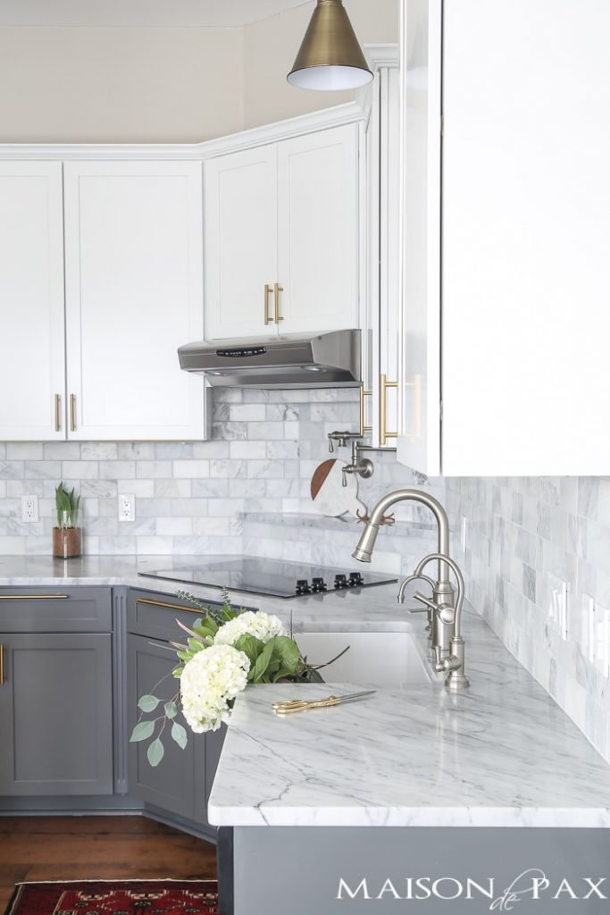 A Guide To 10 Types Of White Kitchen Countertops Chrissy Marie Blog